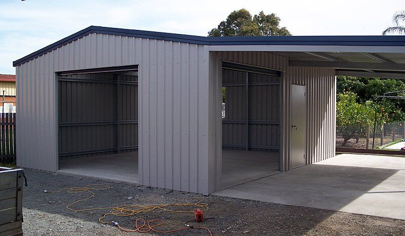 How to construct a 30ft x 40ft warehouse - Google Search | Steel .