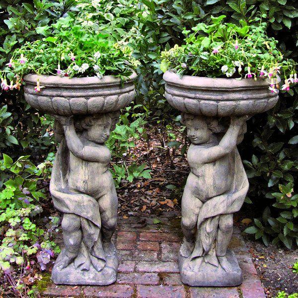 urns Garden | Garden Ornaments Direct - Stone Garden Statues Metal .
