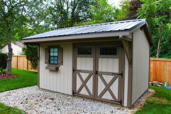 Storage Sheds In Ohio | Quality Shed Company | Since 19