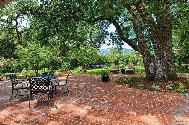 56 Brick Patio Design Ideas: #37 is Stunning!   Large backyard .