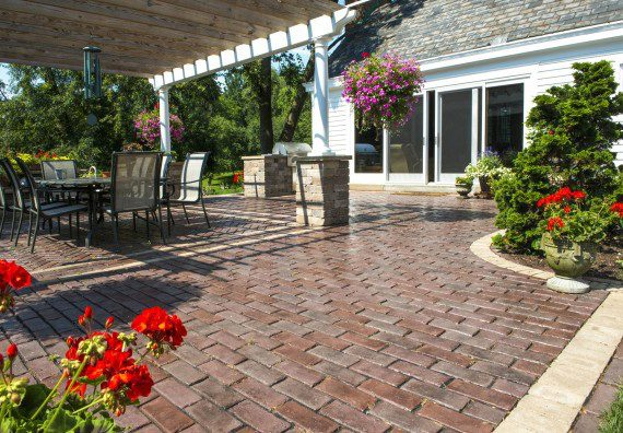 7 Laying Patterns for a Stunning Paver Patio   Northern Ligh