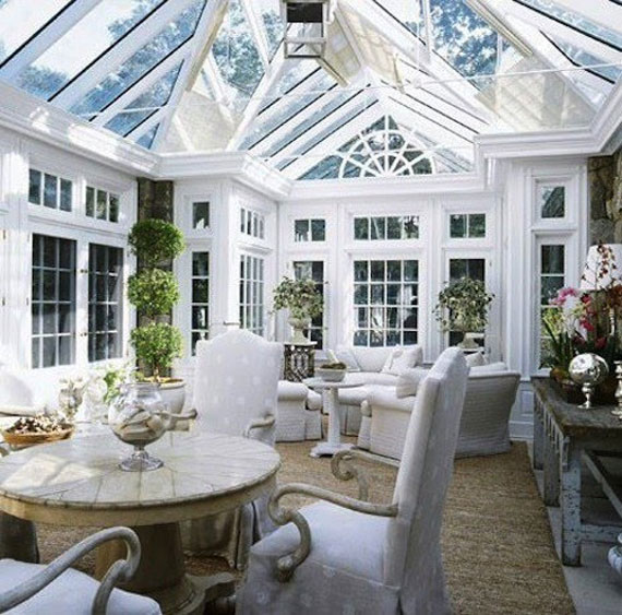 Superb Sun Rooms Examples - 47 Pictur
