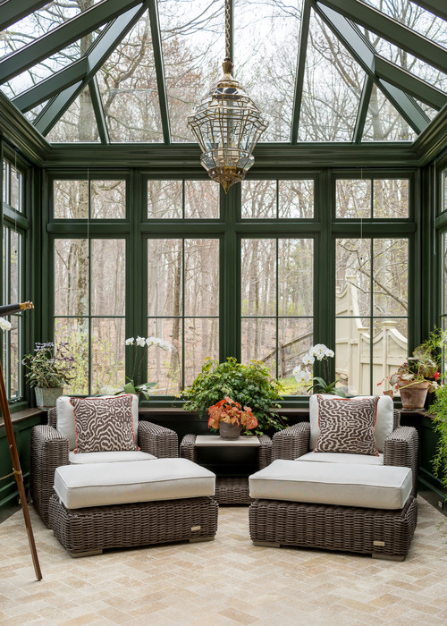 9 Beautiful Sun Rooms You'll Love - Town & Country Livi