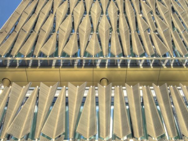 Climate control: intelligent façades | Архитектур
