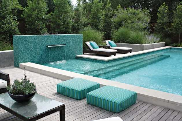 18 Exceptional Contemporary Swimming Pool Designs For The Sunny Da