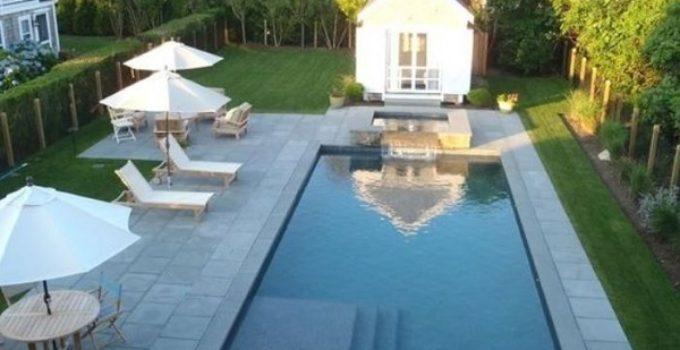 Modern Swimming Pool Ideas: 25+ Simple Ideas for Minimalist Ho