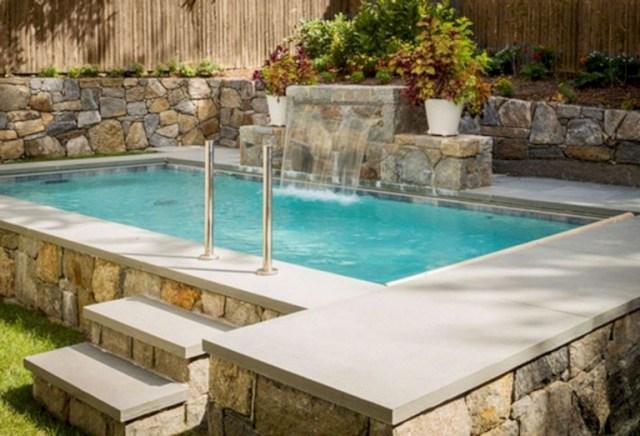 82+ Swimming Pool Ideas Small Backya