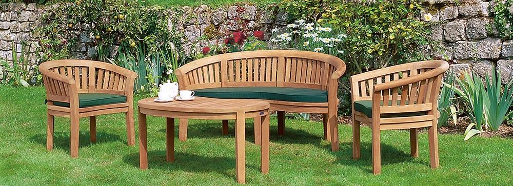 JATI Teak Rattan Garden Furniture   eBay Stor