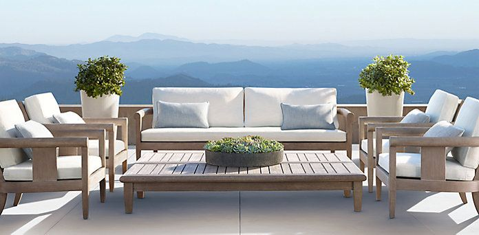 Coronado - Weathered Grey Teak (Outdoor Furniture CG .