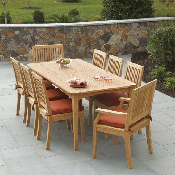 Teak Patio Furniture Cost
