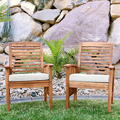 Teak Chairs: Amazon.c