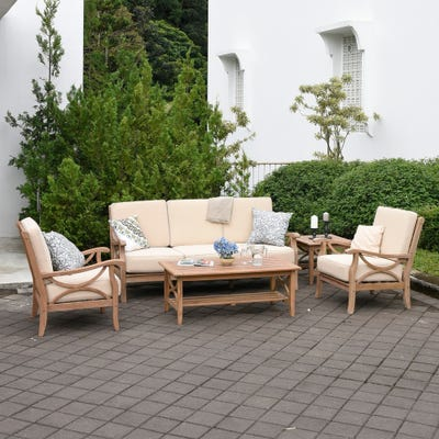 Teak Patio Furniture | Find Great Outdoor Seating & Dining Deals .