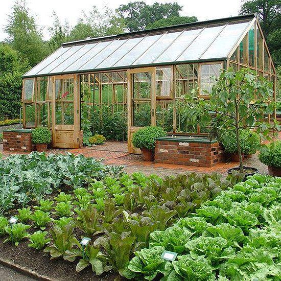 How to Plan a Bigger, Better Vegetable Garden | Vegetable garden .
