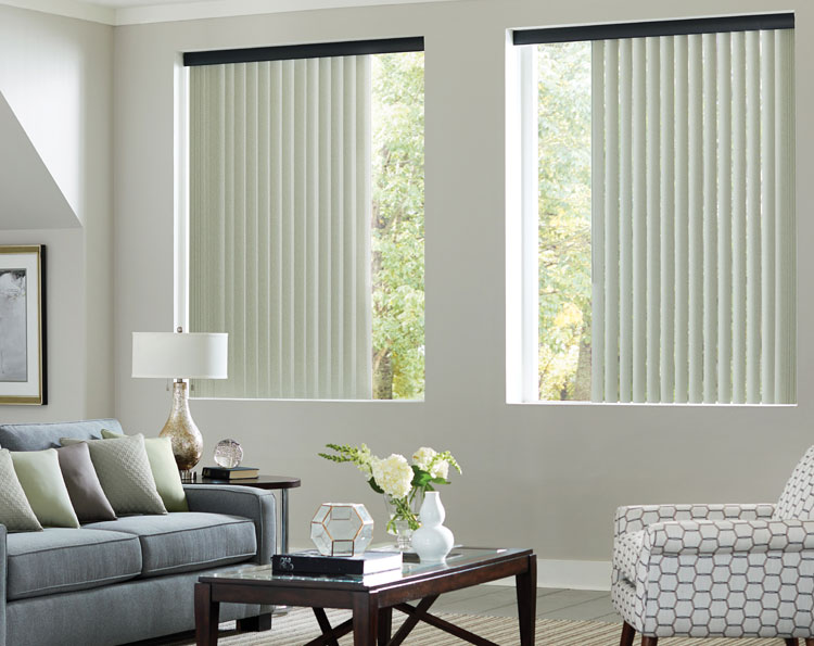 Vertical Window Blinds Alternatives and Vertical Blinds .
