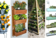 56 of the Best Vertical Gardening Ideas: #27 is Gorgeou