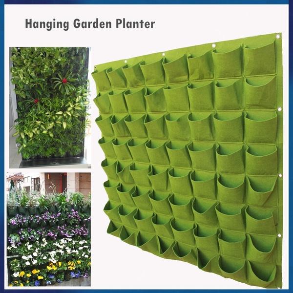 DIY Multi Choices Vertical Garden Hanging Garden Planter Indoor Or .