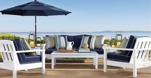 Furniture Outdoor White Furniture White Wicker Outdoor Furniture .