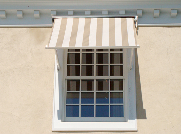 Window Awnings - Peterson Canvas & Awni