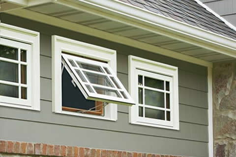 Window Awnings installation by Forst Builders of Nashville | FORST .