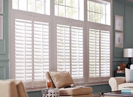 Window Treatments - The Home Dep