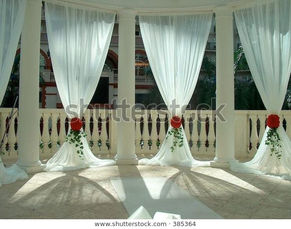 Window Dressing Gazebo Stock Photo (Edit Now) 3853