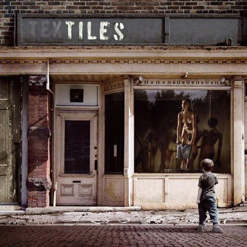 Tiles - Window Dressing (2004, CD)   Disco