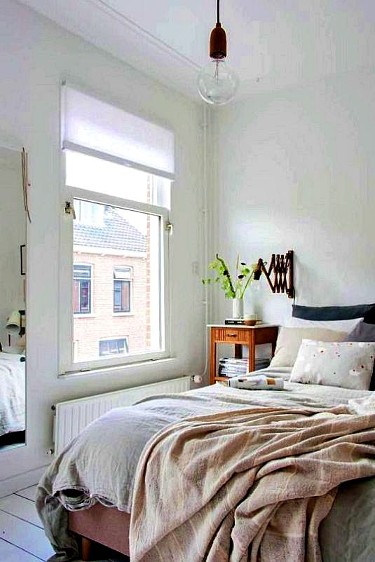 Bedroom design guide. Your window dressings should match the area .