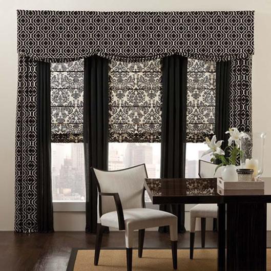 Windows Interior Design Window Dressings Beautiful Draperies .
