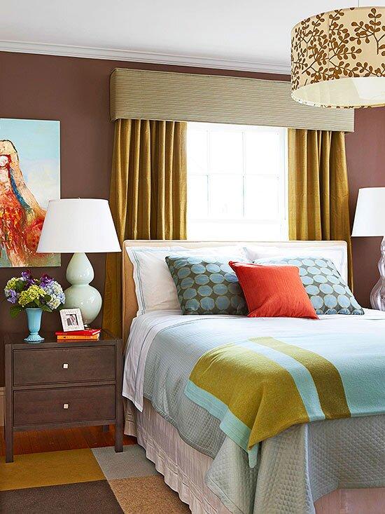Bedroom Window Treatments | Better Homes & Garde