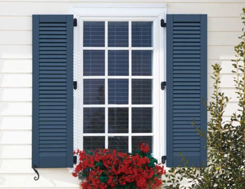 9 Types of Shutters to Know (Interior & Exterior) - Bob Vi