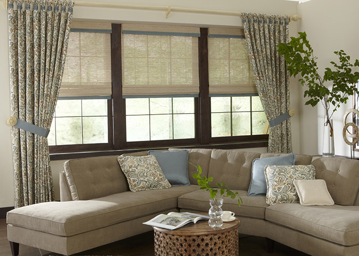 Window Treatment Ideas for Casement Windows and Skyligh