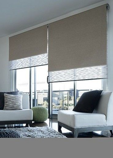 9 Modern Window Roller Blinds – Shade Design Ideas in 2020 .