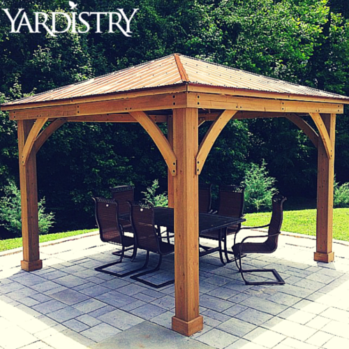 Yardistry enhances and extends outdoor living spaces. | Backyard .
