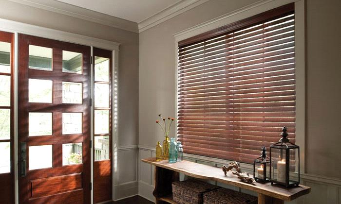 """Steve's Exclusive Collection - Wood Blinds - Better 2"""" Wood Blinds ."""
