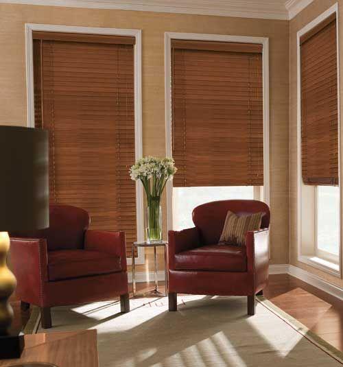 "Levolor® 2"" Premium Wood Blinds | Wood blinds, Home, Home, livi"