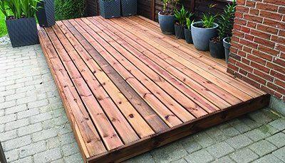 Outdoor Deck Builders - Fresno, CA - RFMC Constructi