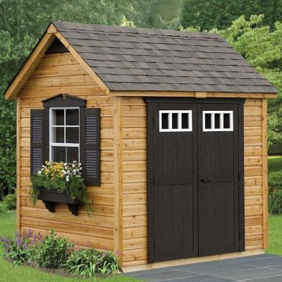 The Top 10 Best 8×6 Sheds | Diy storage shed plans, Outdoor .