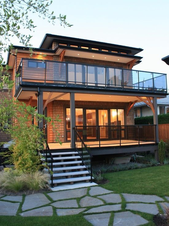 12+ Incredibly Beautiful Wooden House Designs - architecturi