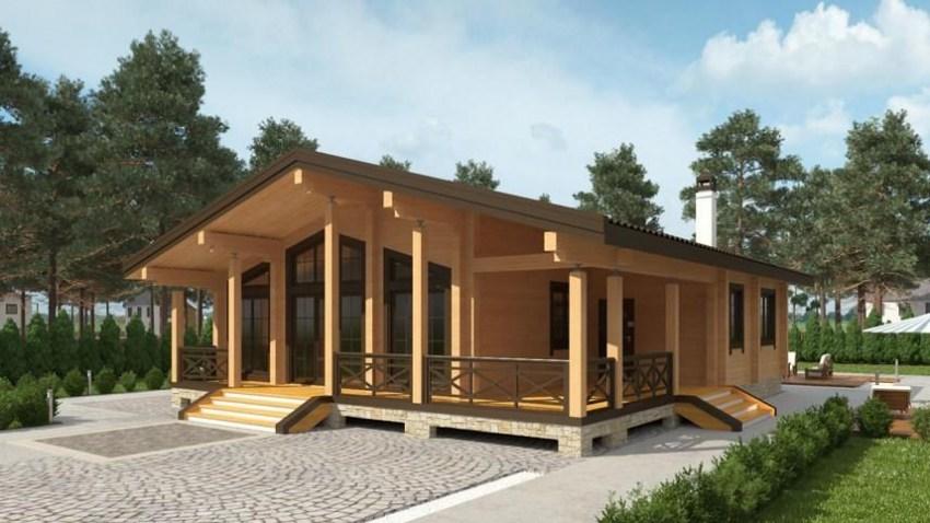 Wooden Houses TOP Desig