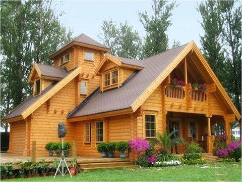 Wooden House Design Ideas - YouTu