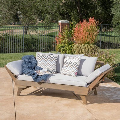 Wood Patio Furniture | Find Great Outdoor Seating & Dining Deals .