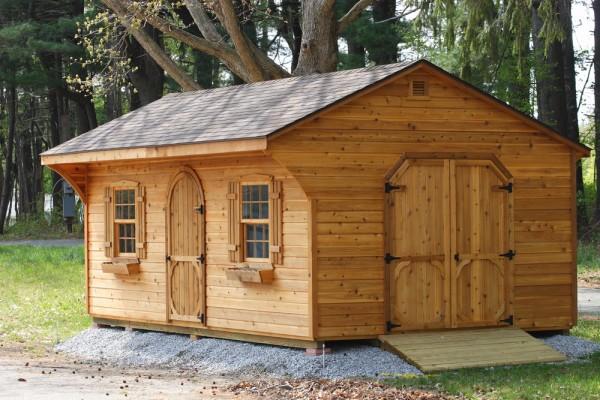 Storage info: Wooden Garden Sheds Scotla
