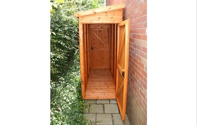 Wooden Storage Garden Sheds
