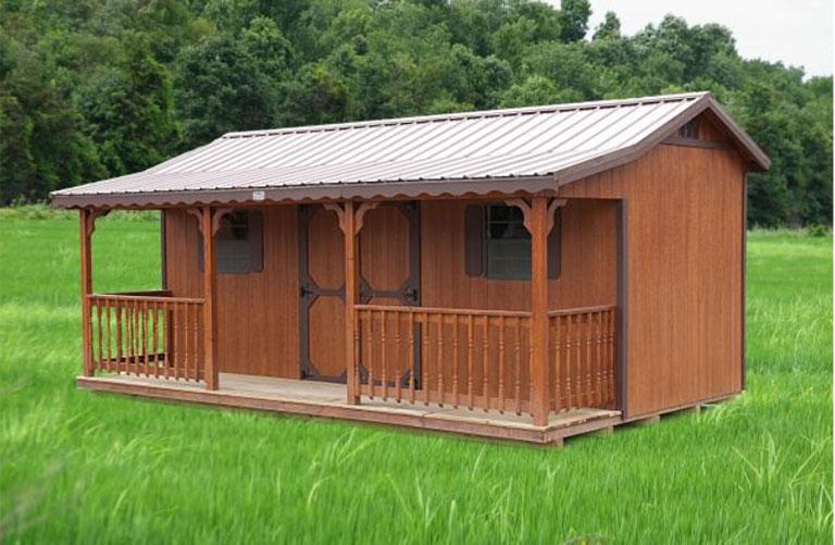 Storage Buildings | Sheds | Barns | Zanesville