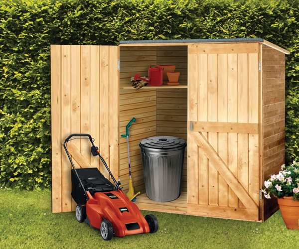Storage Shed Plans: wood storage buildings with por