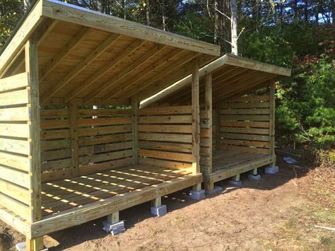 East Coast Shed Firewood Storage Sheds: Store Wood For The Winter .