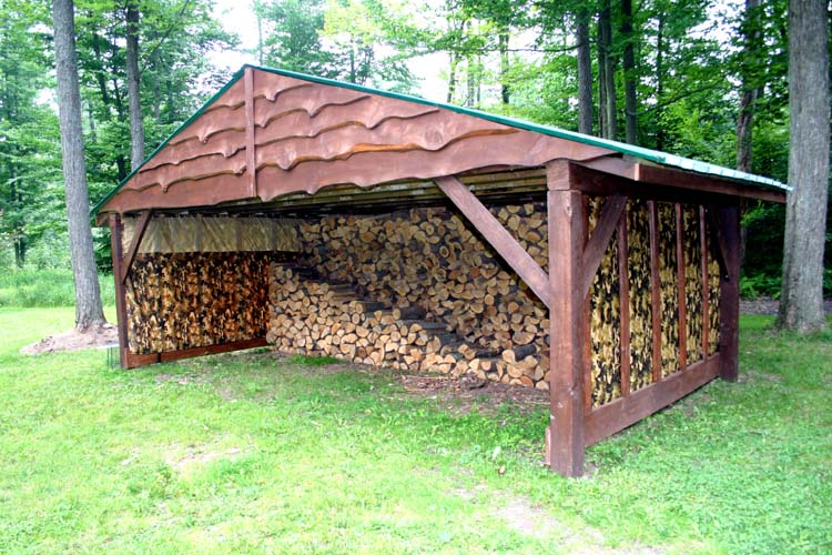 The Perfect Choice – Wood Storage Sheds | Shed Blueprin