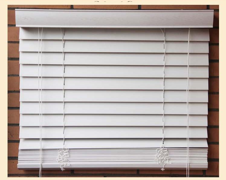 FREE SHIPPING PVC WOOD WOODEN EFFECT VENETIAN BLINDS FOR YOUR .