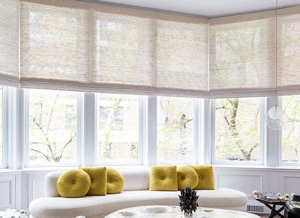 Bamboo Blinds and Woven Wood Shades | The Shade Sto