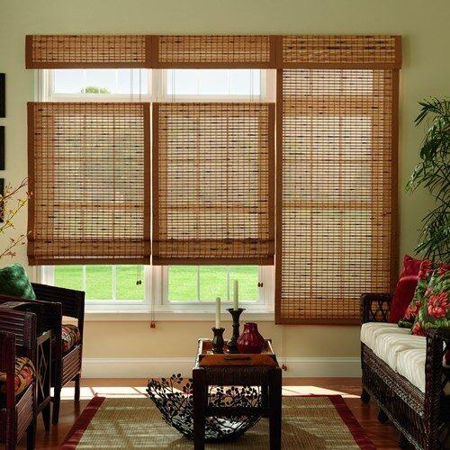 Bali Natural Woven Wood Shades | Blinds.c